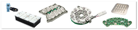 LED Lighting Custom Products from INDAK LED Lighting Manufacturer
