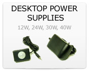LED Lighting Destop Power Supplies