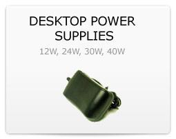 LED Lighting Destop Power Supplies