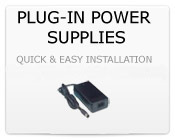 LED Lighting Plug In Power Supplies