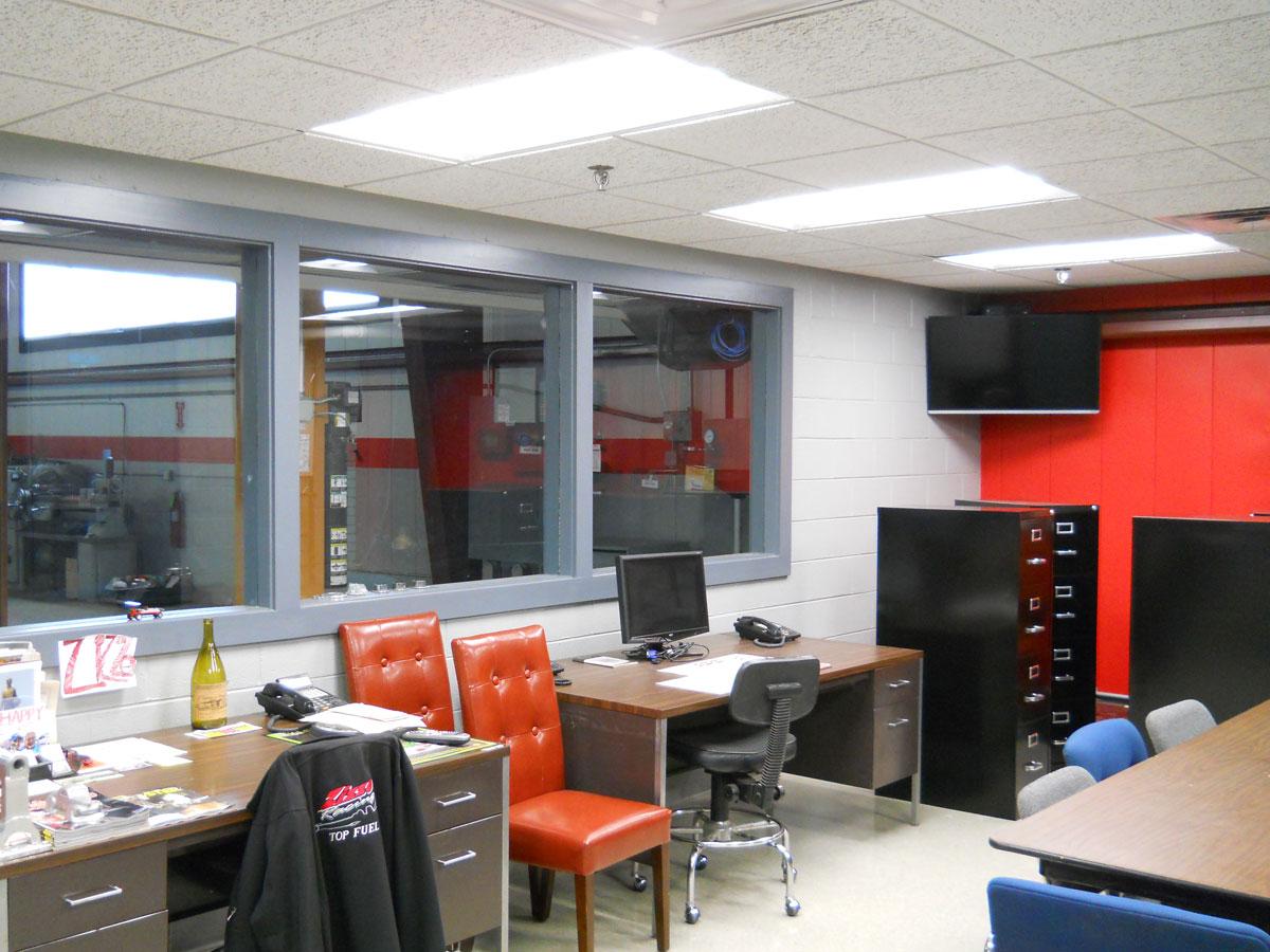 Breakroom Installation
